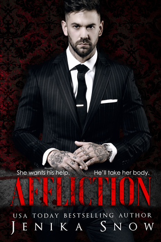 Jenika Snow Affliction cover 3.20.17