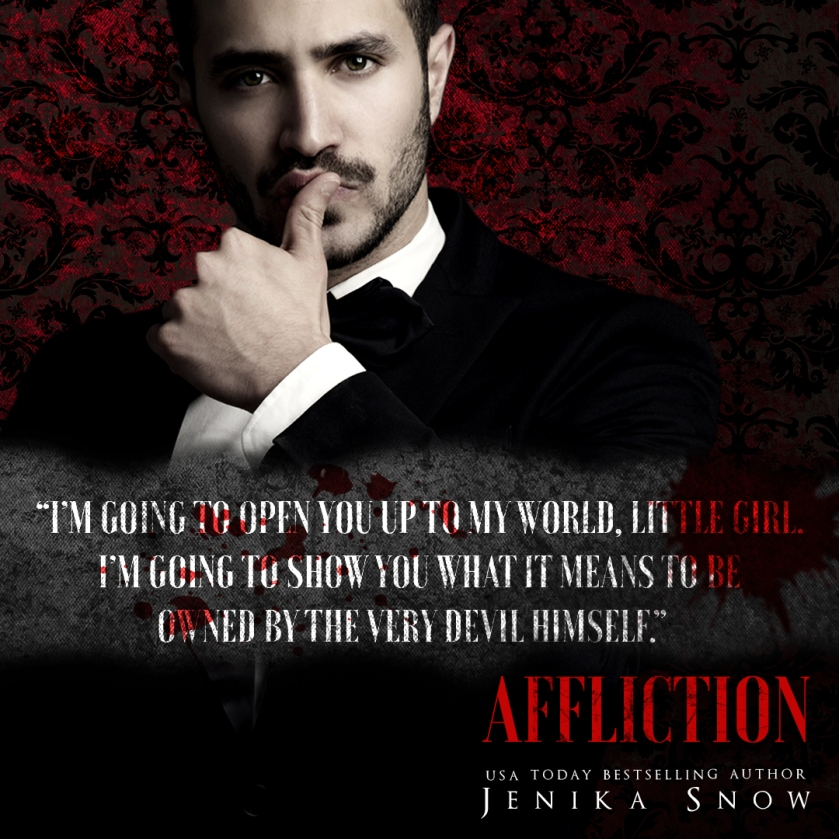 Jenika Snow Affliction Teaser 3.26.17