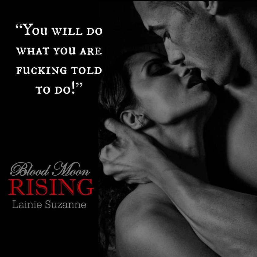 Lainie Suzanne Blood Moon Rising teaser 6 3.23.17