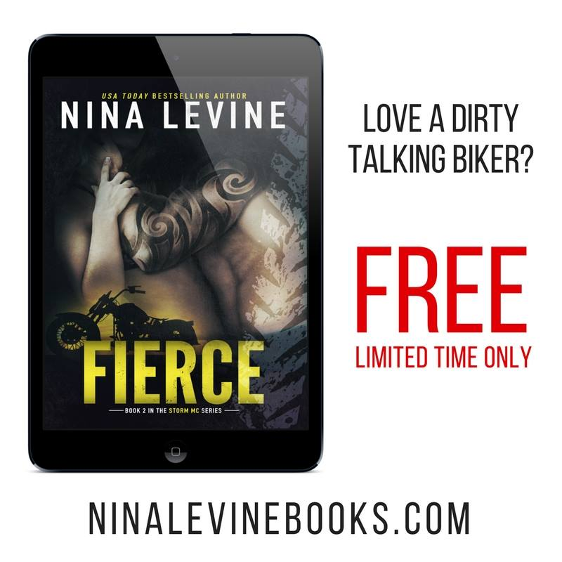 Nina Levine Fierce Free Limited Time Only - 3.8.17