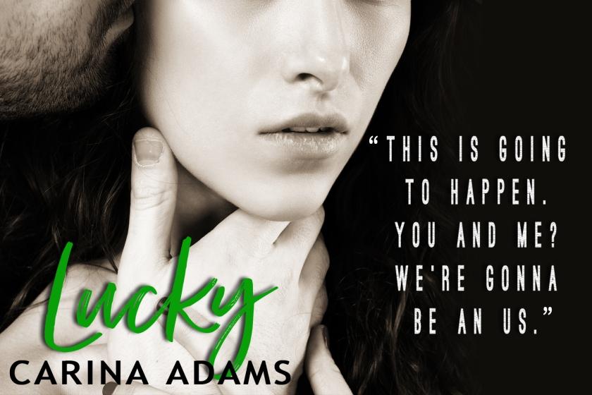Carina Adams Lucky teaser 4.6.17