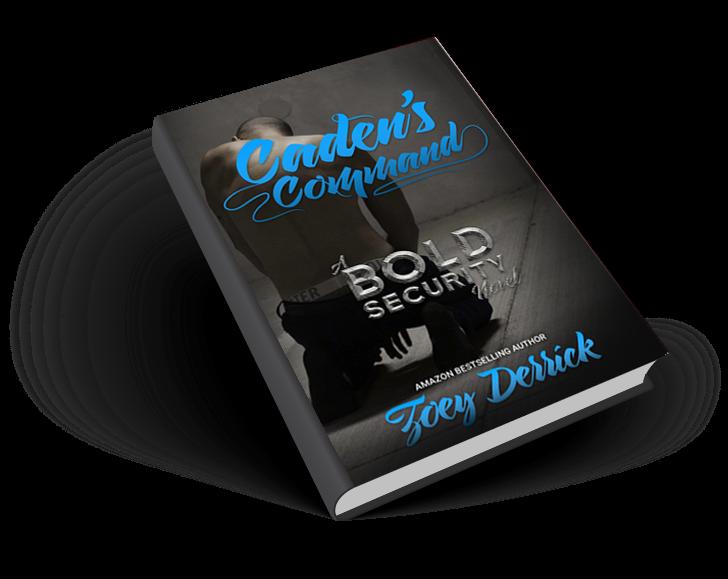 Zoey Derrick Caden's Command Cover 4.2.17