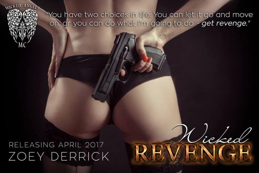 Zoey Derrick Wicked Revenge teaser 4.19.17