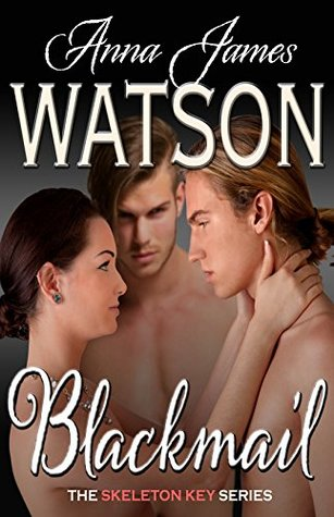 Anna James Watson Blackmail cover 6.17.17