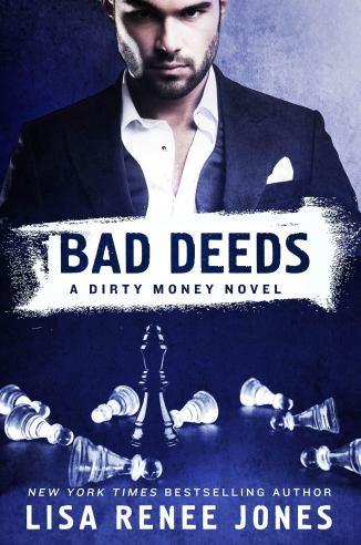 Lisa Renee Jones Bad Deeds 6.20.17