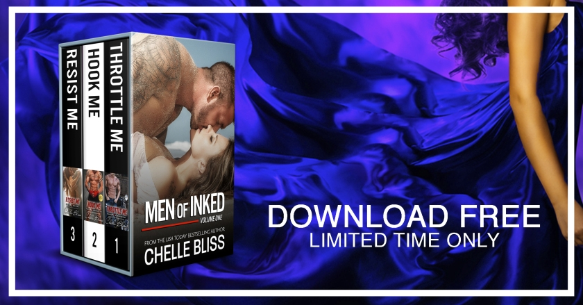 Chelle Bliss Men of Inked Boxset-Free2 7.26.17