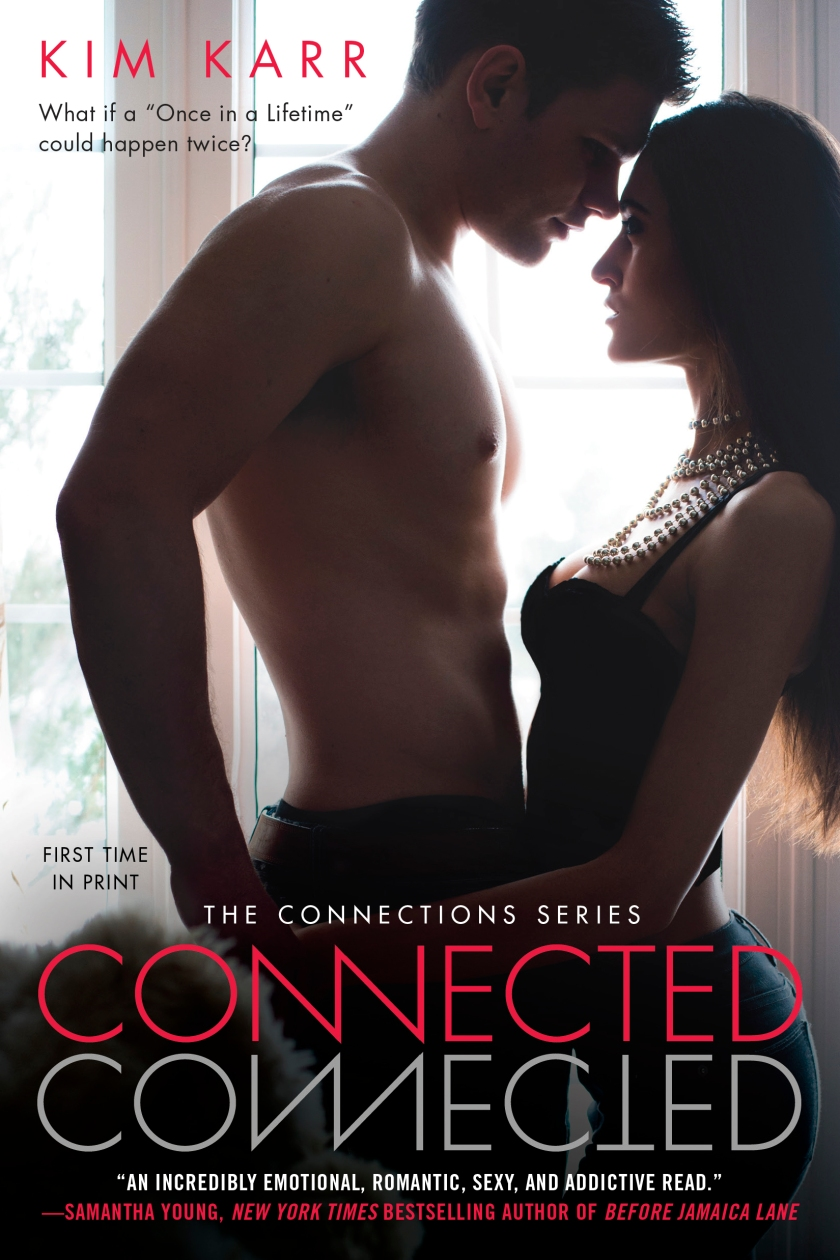 Kim Karr Connected paperback cover 7.9.17