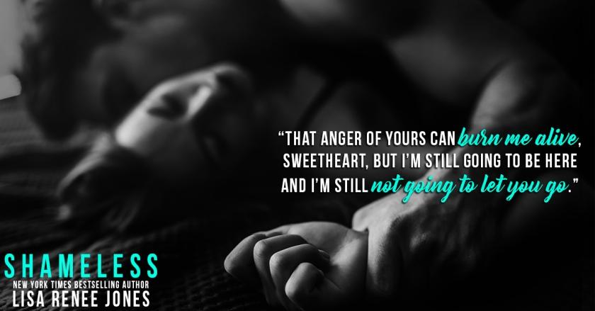 Lisa Renee Jones Shameless teaser 7.4.17