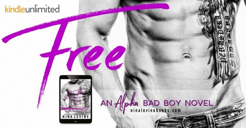 Nina Levine An Alpha Bad Boy Novel 7.26.17