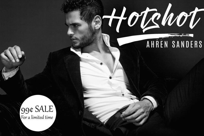 Ahren Sanders Hotshot sale banner 8.27.17