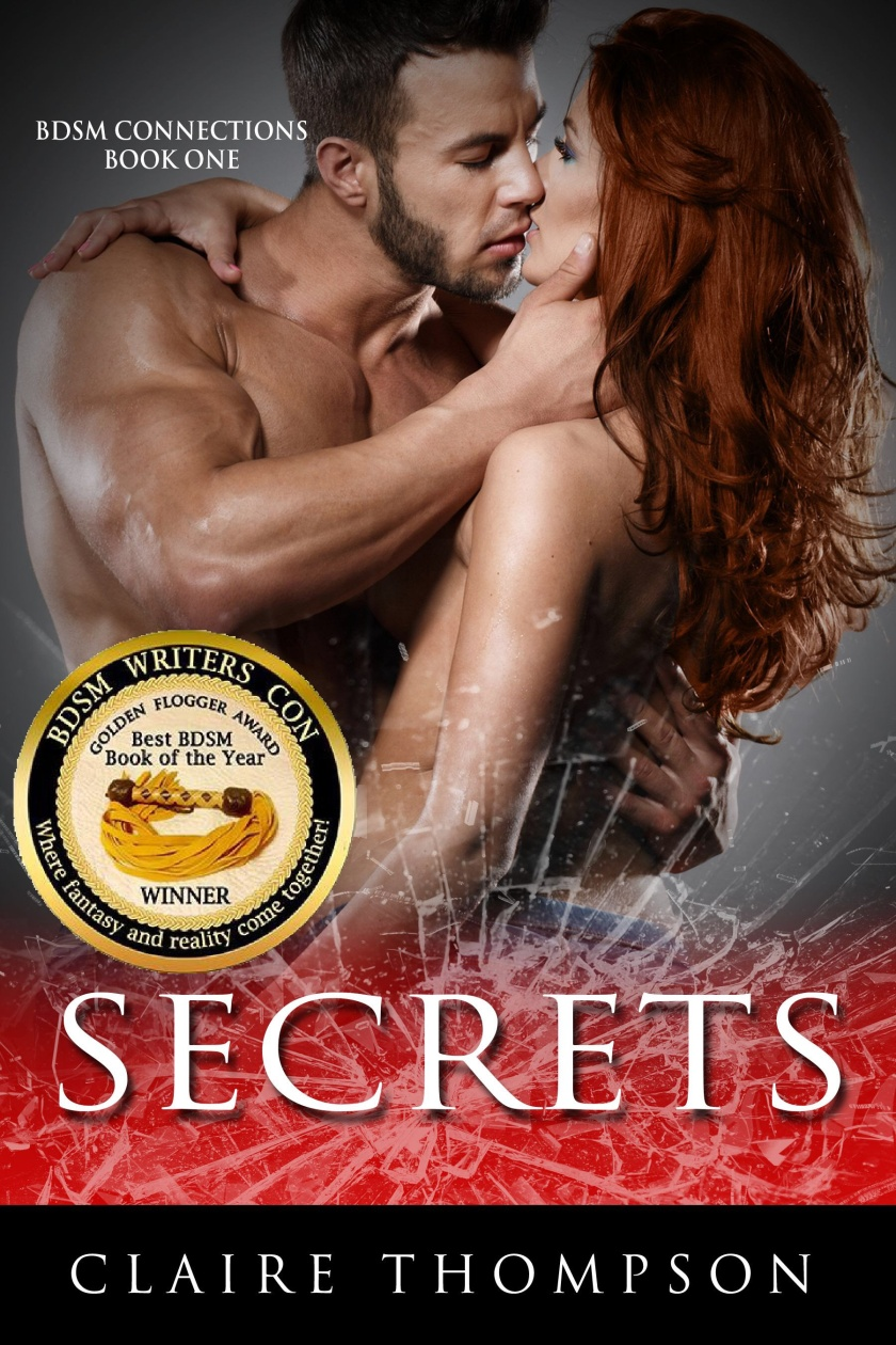 Claire Thompson Secrets book 8.27.17