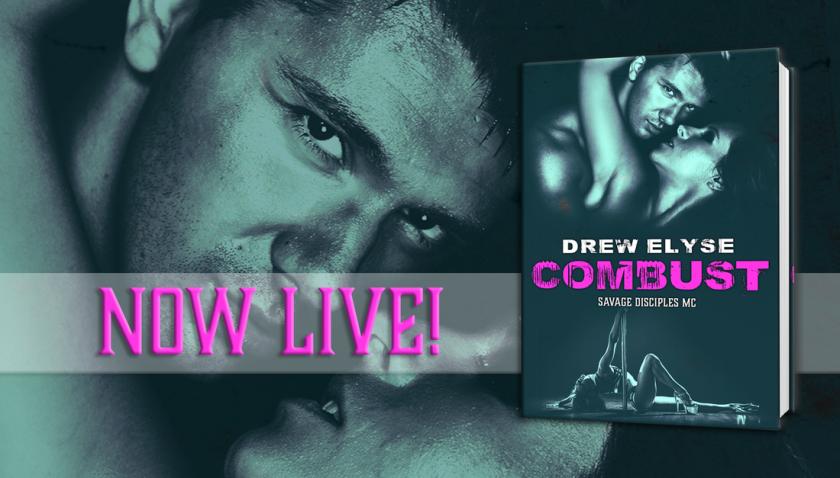 Drew Elyse Combust Now Live 8.25.17