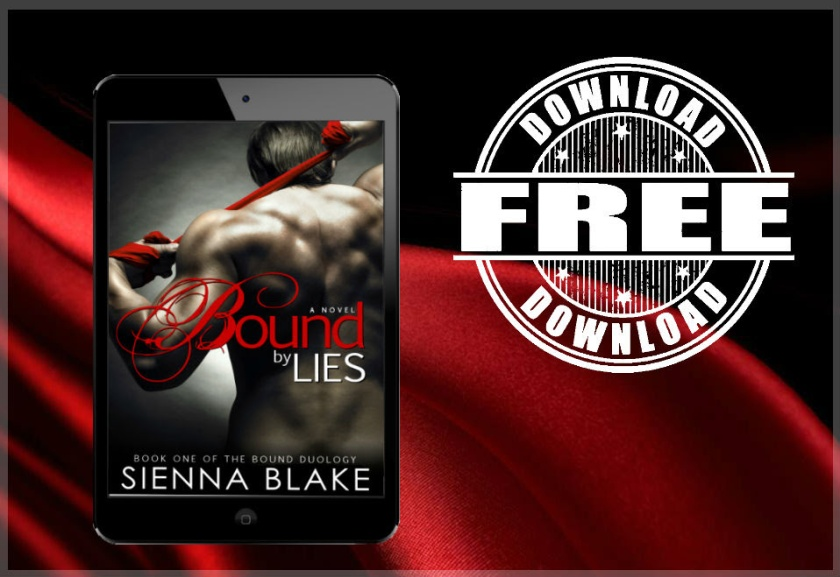 Sienna Blake Bound by Lies sale 8.22.17