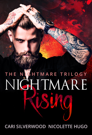 Authors Cari Silverwood and Nicolette Hugo Nightmare Rising 9.13.17