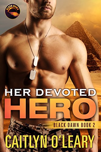 Caitly O'Leary her devoted hero cover 9.25.17