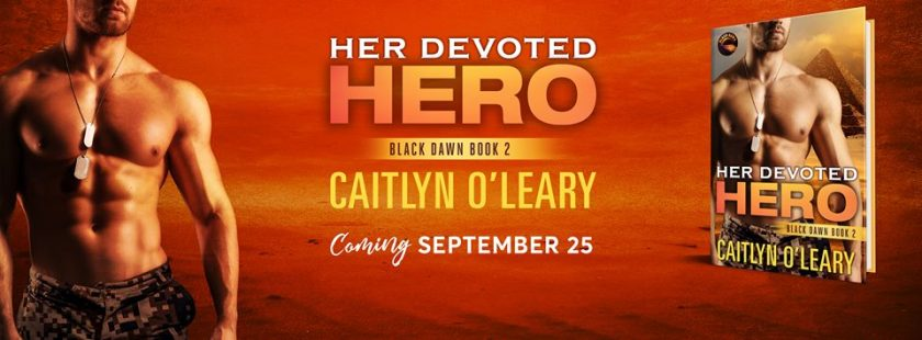 Caitlyn O'Leary her devoted hero RB banner 9.25.17
