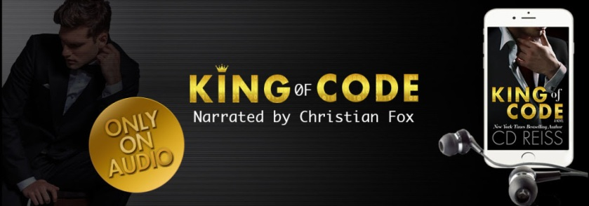 CD Reiss King of Code Audio 9.7.17