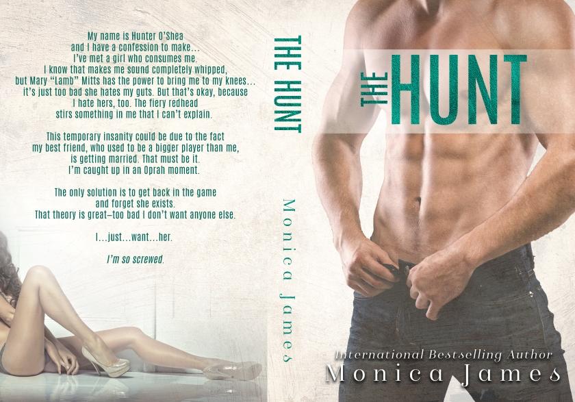 Monica James The Hunt Paperback Final 9.11.17