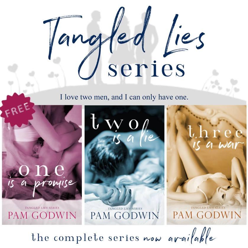 Pam Godwin Tangled Lies Series 8.31.17