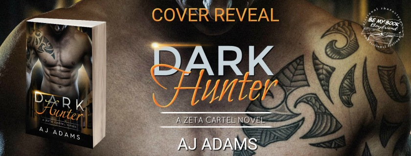 AJ Adams DARK Hunter banner 10.12.17