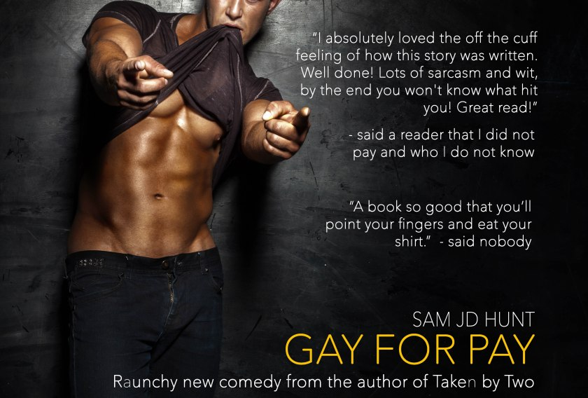 Sam JD Hunt Gay For Pay teaser review10.3.17.jpg
