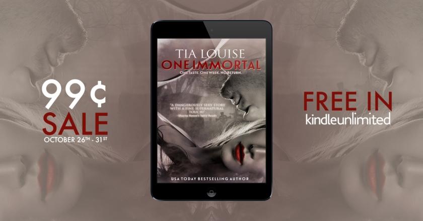 Tia Louise ONEIMMORTAL-99Sale 10.26.17