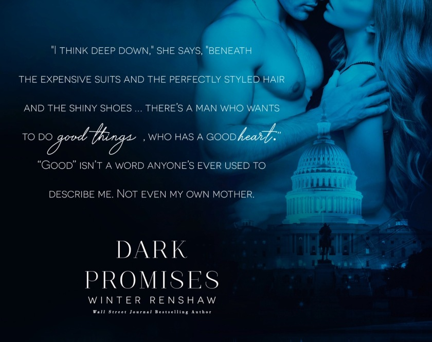 Winter Renshaw Dark Promises teaser 10.16.17