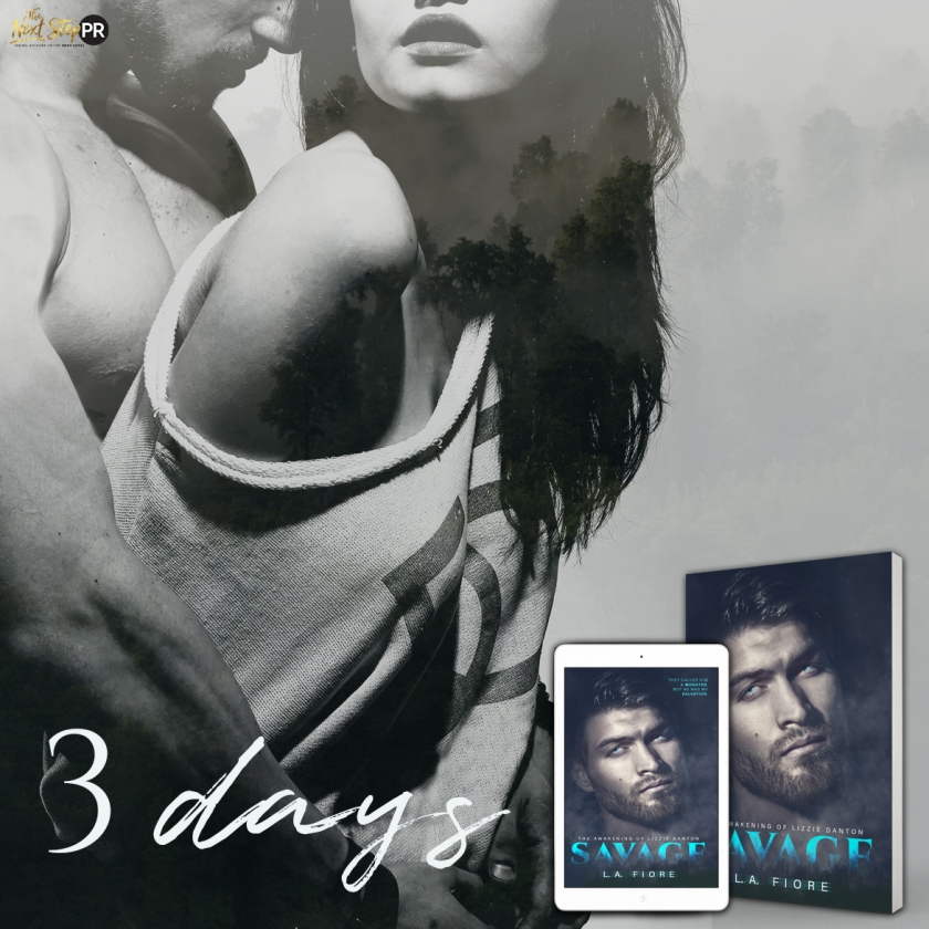 L. A. Fiore Savage teaser 3day 11.12.17-3