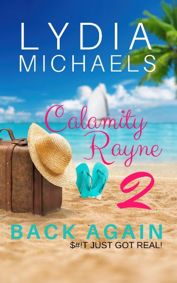 Lydia Michaels Calamity Rayne 2 Cover 11.8.17