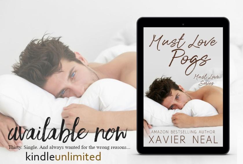 Xavier Neal Must Love Pogs teaser 11.10.17