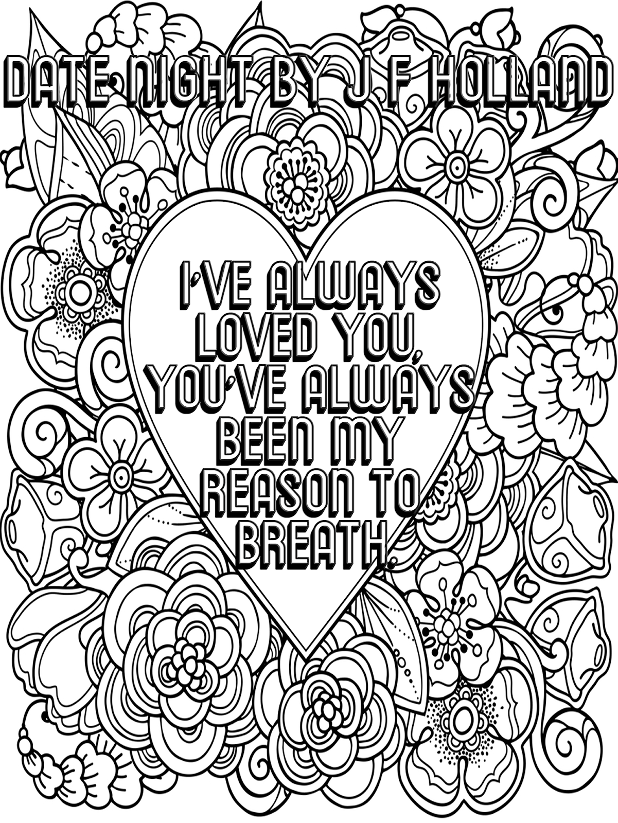 I Love To Color Do You ️ ️ ️ Release Blitz Book Quotes