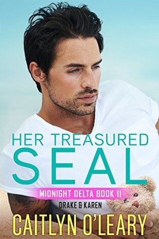 Caitlyn O'Leary Her Treasured SEAL ecover 1.10.18