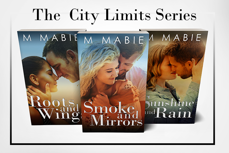 M. Mabie City Limits Book-Trio 1.13.18