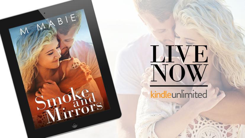 M. Mabie SMOKE AND MIRRORS LIVE KU FB AD SIZE 1.28.18