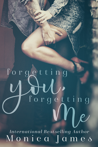 Monica James forgetting you, forgetting me ecover 1.3.18