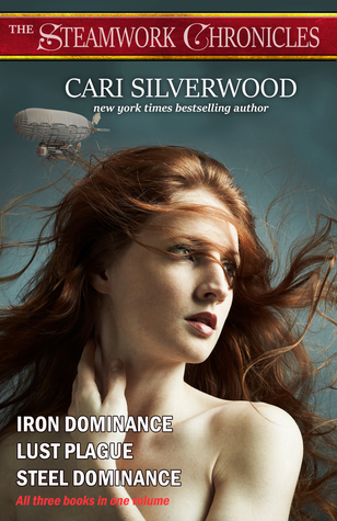 Cari Silverwood The Steamwork Chronicles 2.4.18