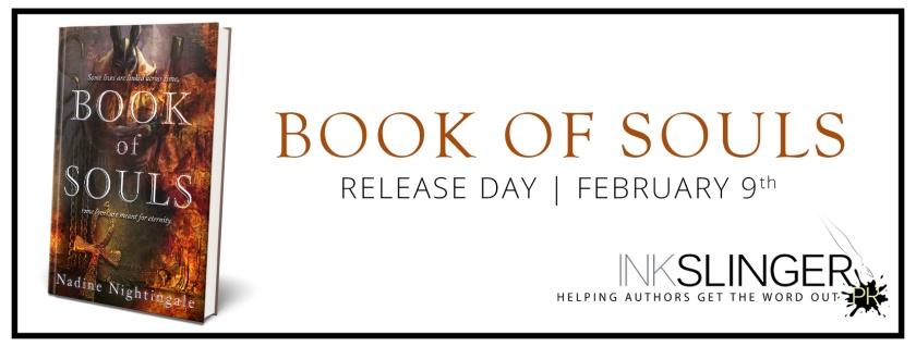 Nadine Nightingale BookofSouls-ReleaseDL 2.8.18
