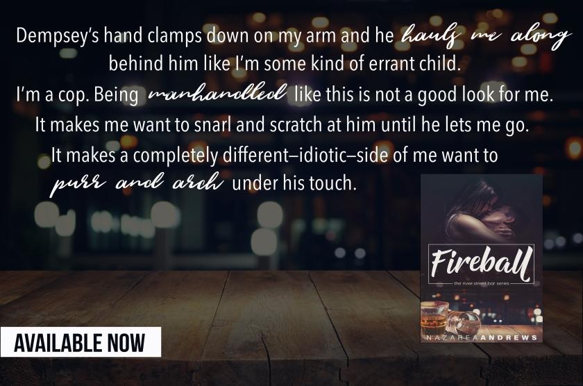 Nazarea Andrews Fireball_Teaser1LIVE 3.12.18