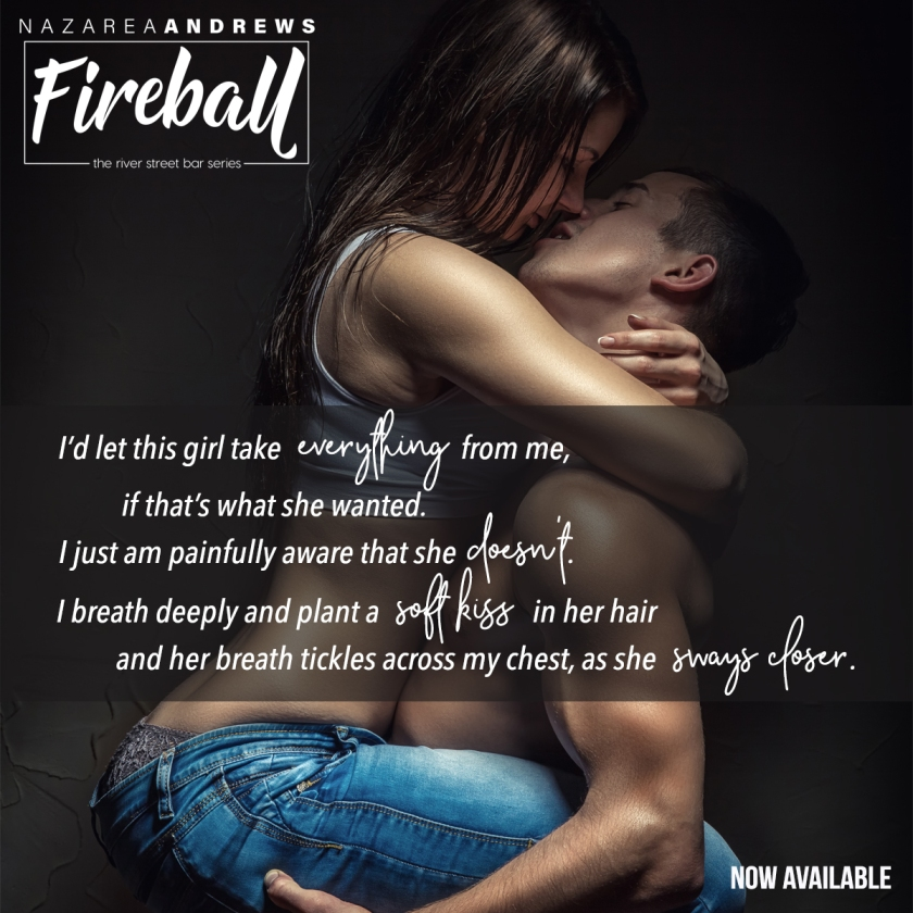Nazarea Andrews FIREBALL_Teaser2LIVE 3.12.18