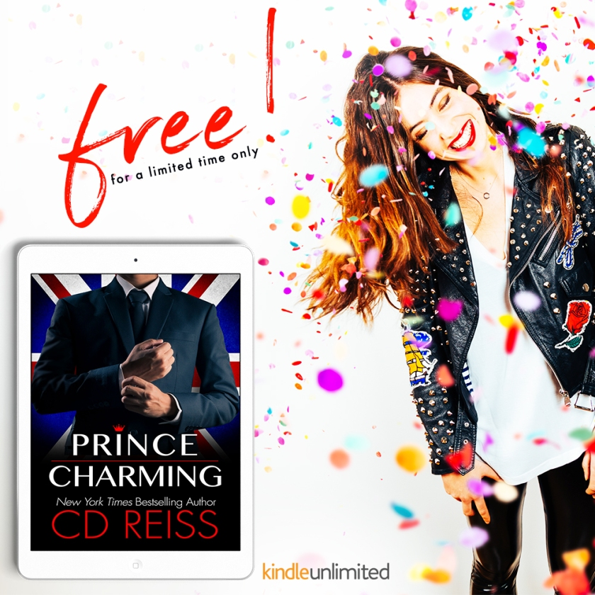 CD Reiss PRINCE CHARMING FREE INSTA 4.18.18