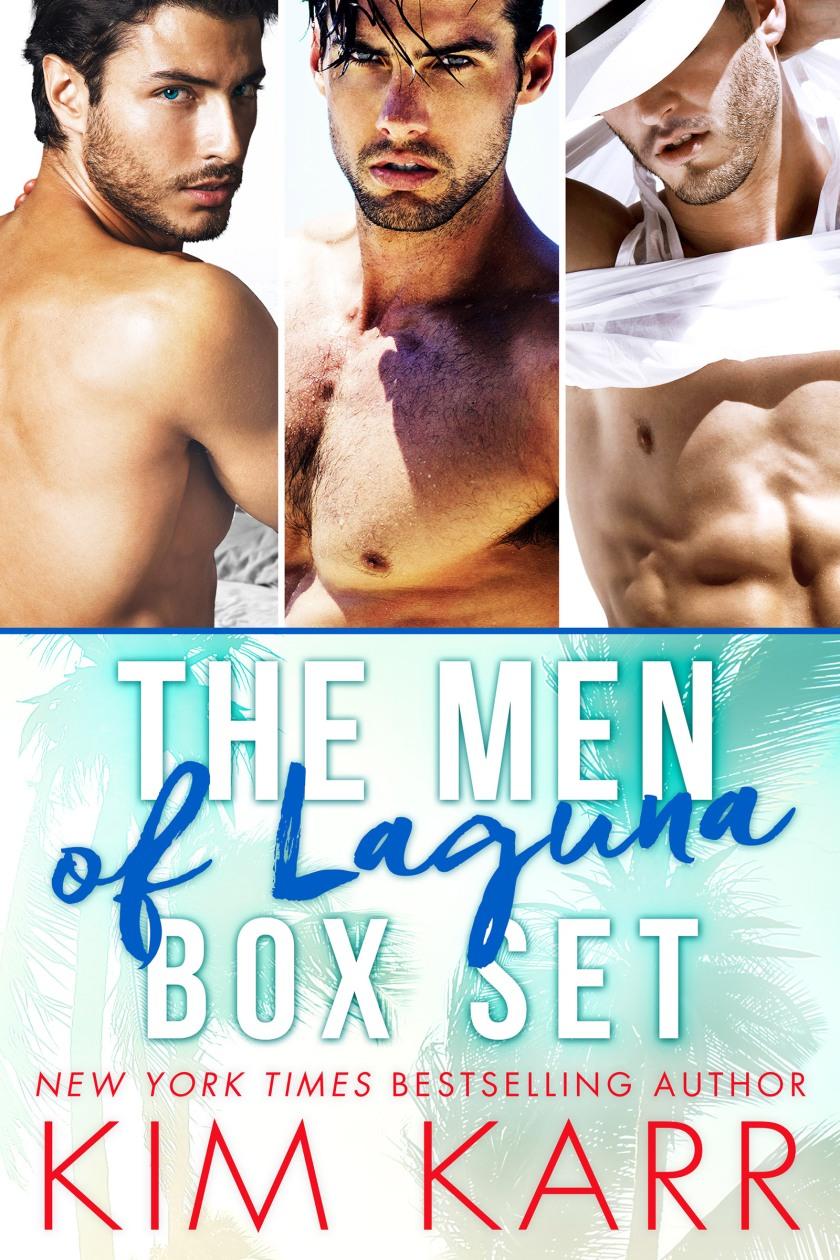 Kim Karr THE MEN OF LAGUNA BOX SET_Amazon_Kobo_iBooks 4.10.18