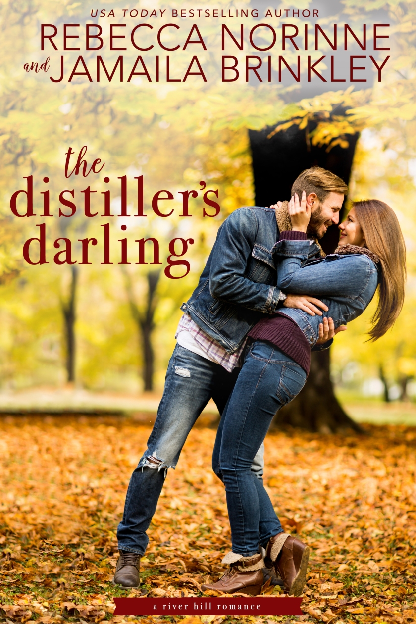 Authors Rebecca Norinne and Jamaila Brinkley The_Distiller's_Darling 6.18.18