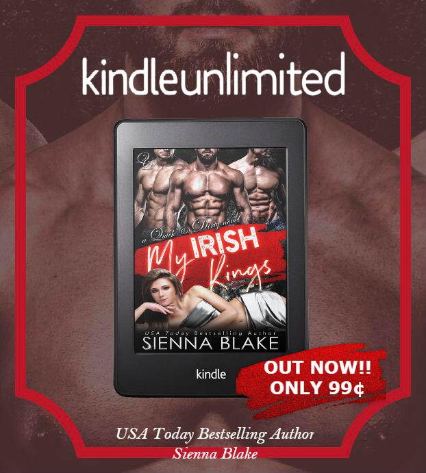 Sienna Blake My Irish Kings OUT 99c 11.11.18