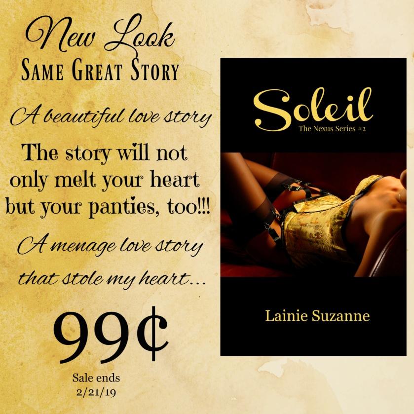 Lainie Suzanne Soleil sale 2.13.19