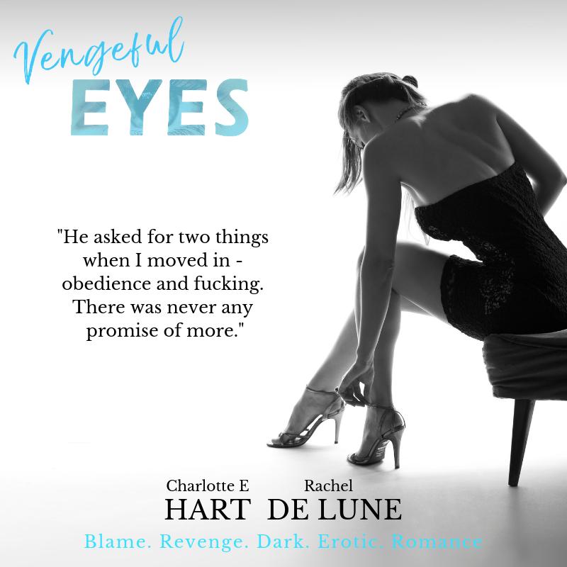 Charlotte E Hart and Rachel De Lune Vengeful Eyes tease 3.13.19 (2)