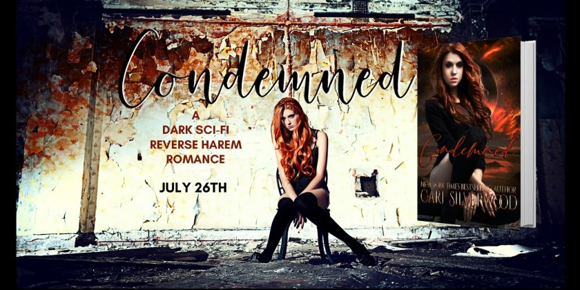Cari Silverwood Condemned RB banner 7.28.19