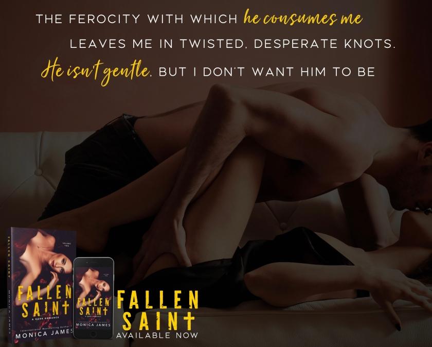 Monica James fallensaintteaser2-2 7.16.19