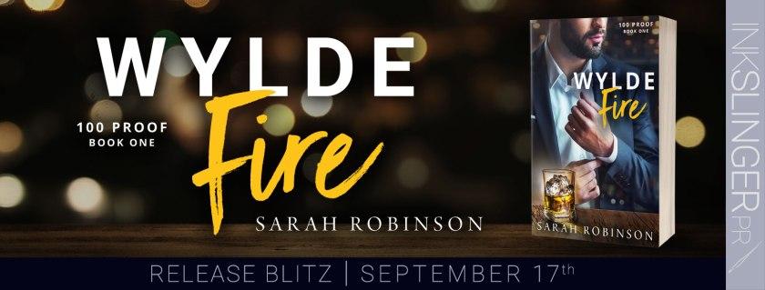 Sarah Robinson WyldeFire_releaseblitz 09.17.19