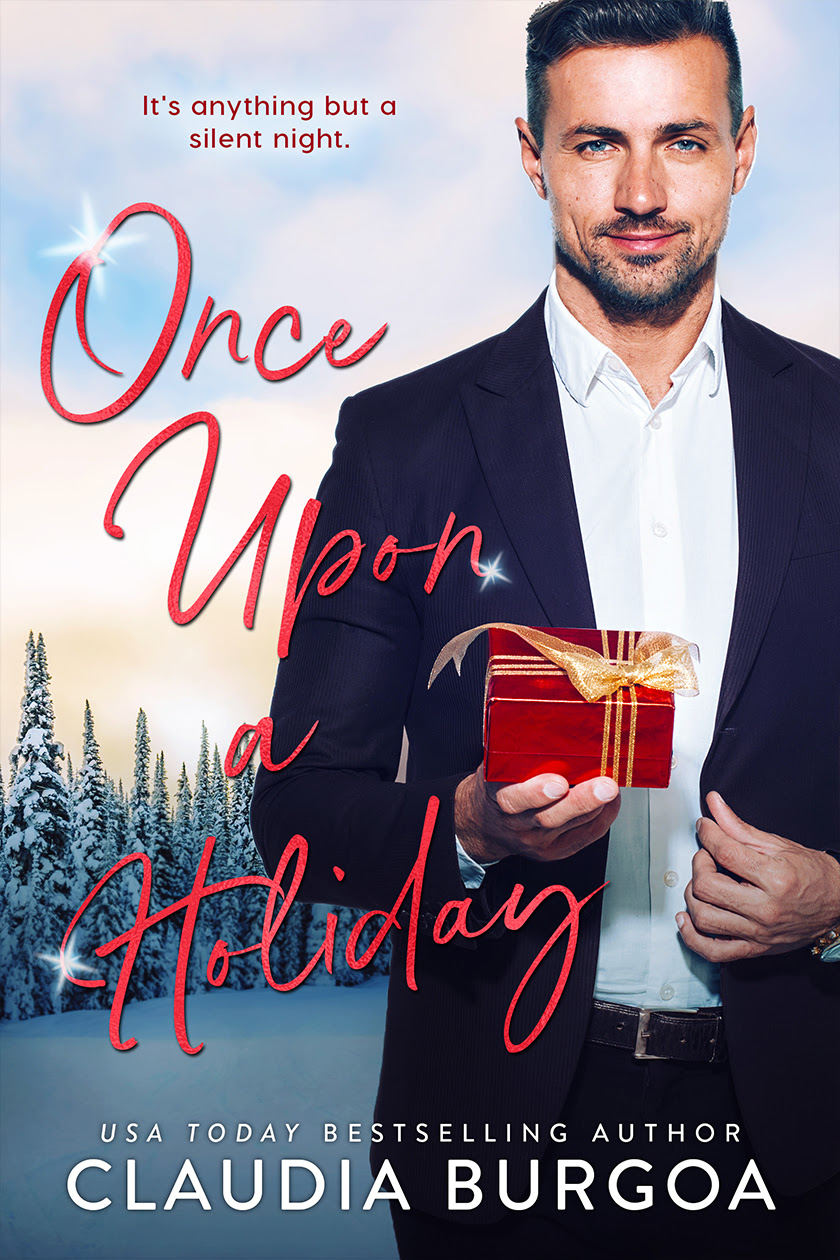 Claudia Burgoa Once Upon a Holiday ecover 11.6.19