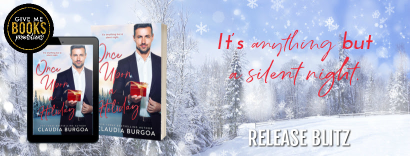 Claudia Burgoa Once Upon a Holiday RBanner 11.6.19